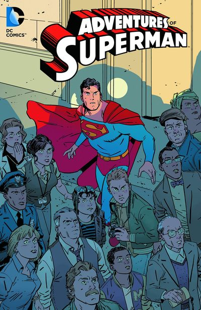 Adventures Of Superman TPB Vol. 03