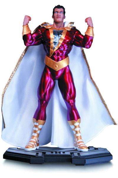 DC Comics Icons Shazam Statue