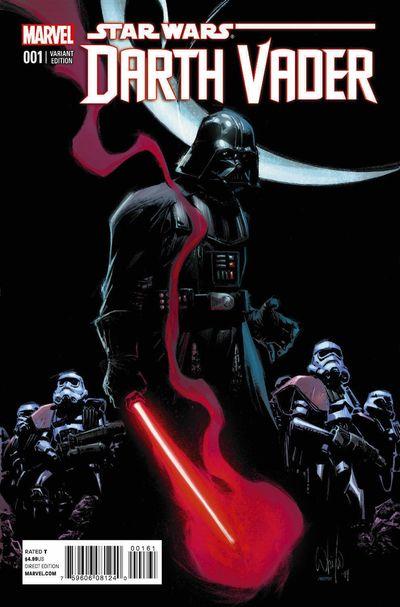 Darth Vader #1 (Portacio Variant Cover Edition)