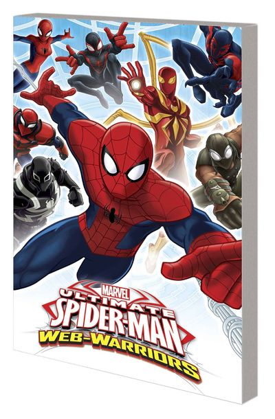 Marvel Universe Ultimate Spider-Man Web Warriors Digest TPB Vol. 01 DEC140991D