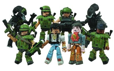 Aliens Minimates Series 1 Assortment DEC142213U