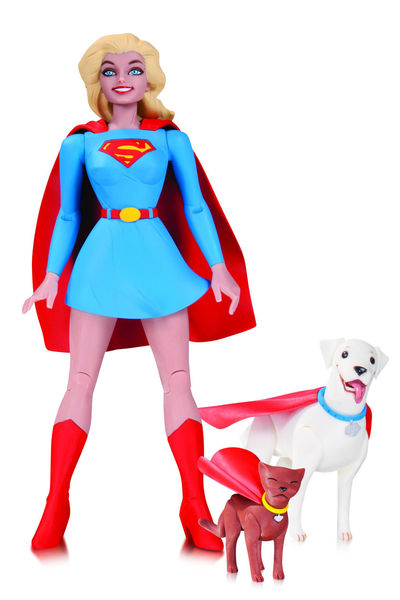 DC Designer Series Darwyn Cooke Supergirl Action Figure DEC150383Y