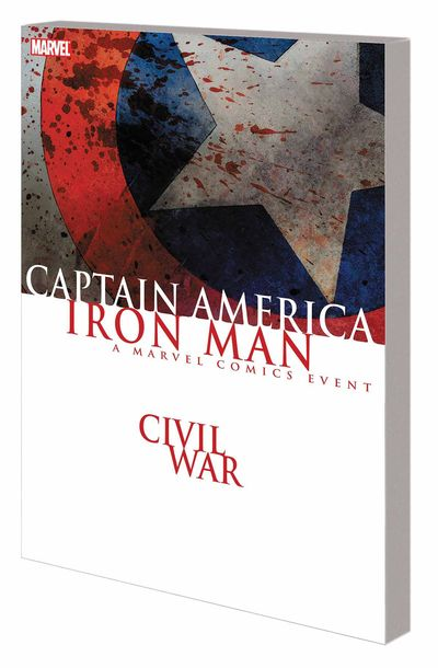 Civil War Captain America Iron Man TPB DEC150892D
