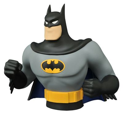Batman Animated Series Batman Bust Bank DEC152118U