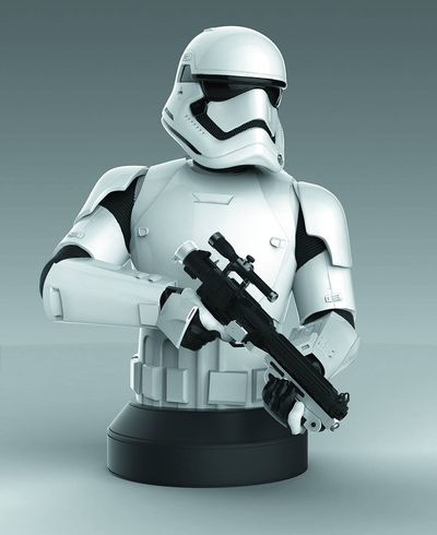 Star Wars VII First Order Stormtrooper Deluxe Mini-bust DEC152257I