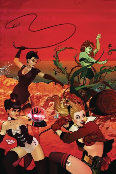 DC Comics Bombshells TPB Vol. 03 Uprising DEC160384D