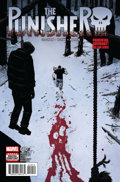 Punisher comics at TFAW.com