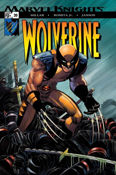 True Believers Wolverine Enemy of the State #1