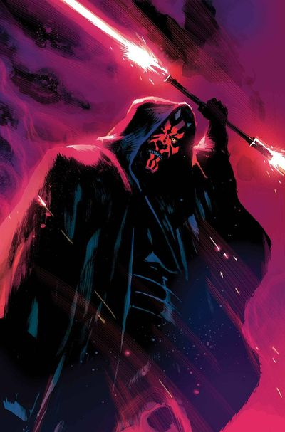 Star Wars Darth Maul #1 (of 5) (Albuquerque Variant Cover Edition)