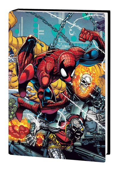 Spider-Man by Michelinie and Larsen Omnibus HC DEC161085D