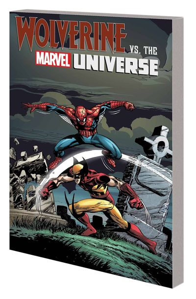 Wolverine vs. Marvel Universe TPB DEC161110D