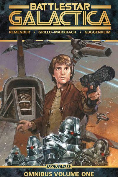 Battlestar Galactica Classic Omnibus TPB Vol. 01