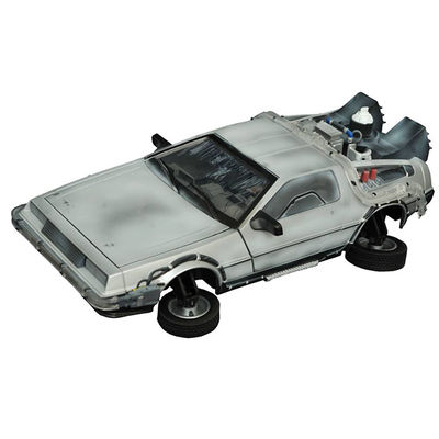 Back to the Future 2 Frozen Hover Time Machine Electronic Vehicle DEC162558U