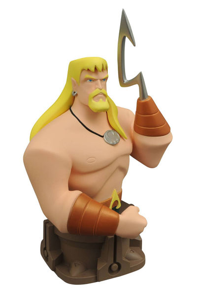 Justice League Animated Series Aquaman Bust DEC162563U