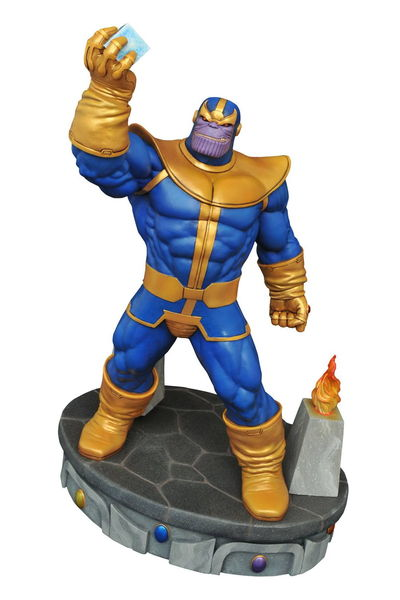 Marvel Premier Collection Statue: Thanos DEC162576U