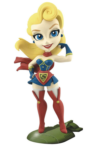 DC Bombshells Series 2 Supergirl Vinyl Figure DEC168007U