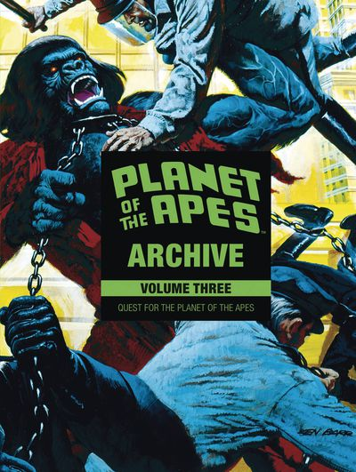 Planet of Apes Archive HC Vol 03 DEC171233