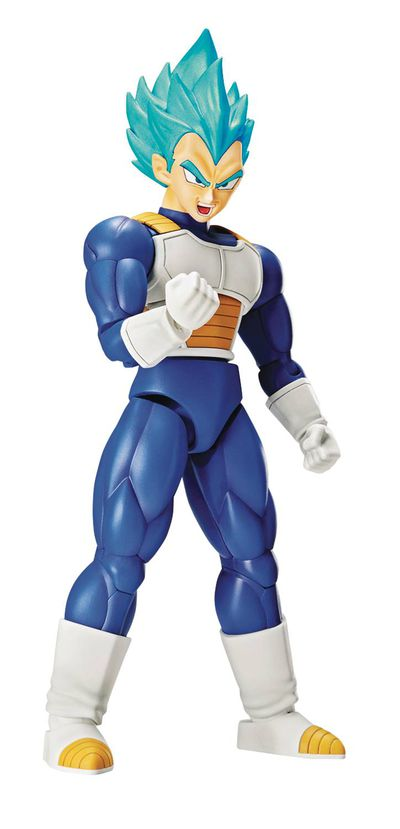 Super Saiyan God Super Saiyan Vegeta Dragon Ball Super Bandai Figure-Rise Standard BAN219766