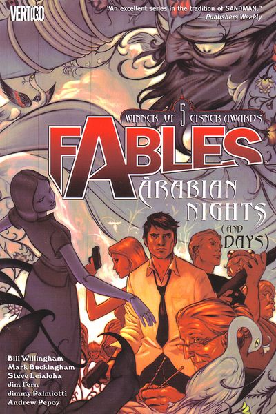 Fables TPB Vol. 7: Arabian Nights and Days