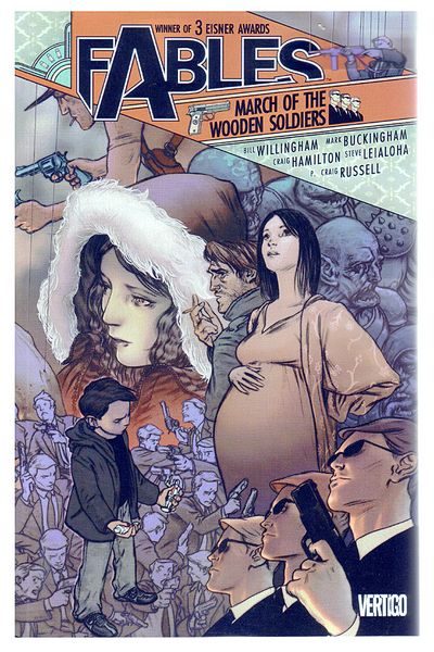 Fables TPB Vol. 4: March Of The Wooden Soldiers OCT058021D