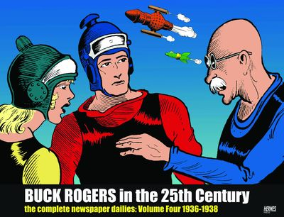 Buck Rogers In 25th Century: Dailies Vol. 04 HC FEB100934H