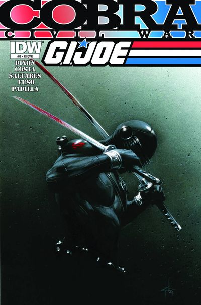 G.I. Joe Cobra Civil War #0