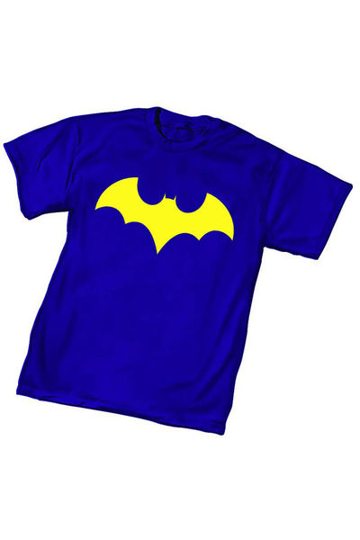 Image of Batgirl Symbol T-Shirt XL