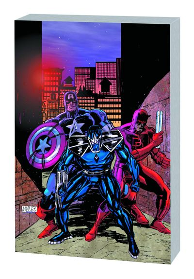 Darkhawk Classic TPB Vol. 01 FEB120690D