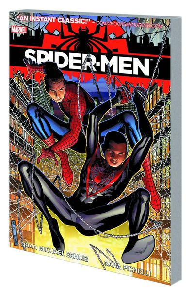 Spider-men TPB FEB130638D