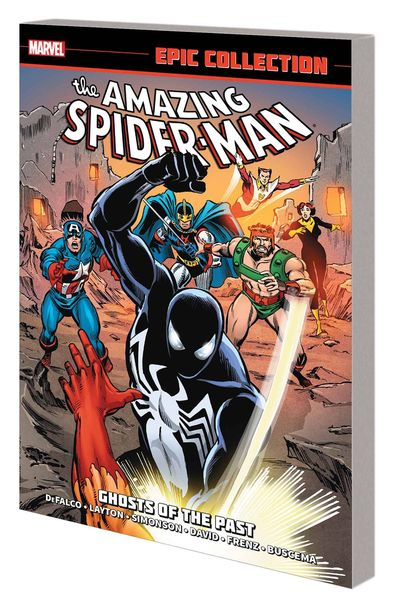 Amazing Spider-Man Epic Collection TPB Ghosts Of Past FEB140863D