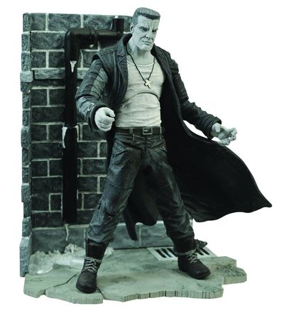 Sin City Select Previews Exclusive Marv Action Figure FEB142055I