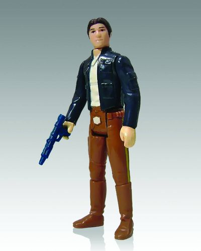 Star Wars Kenner Bespin Han Solo Jumbo Action Figure FEB142174I