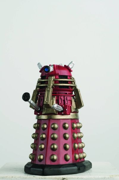 Doctor Who Figure Coll #13 Dalek Supreme FEB142311U