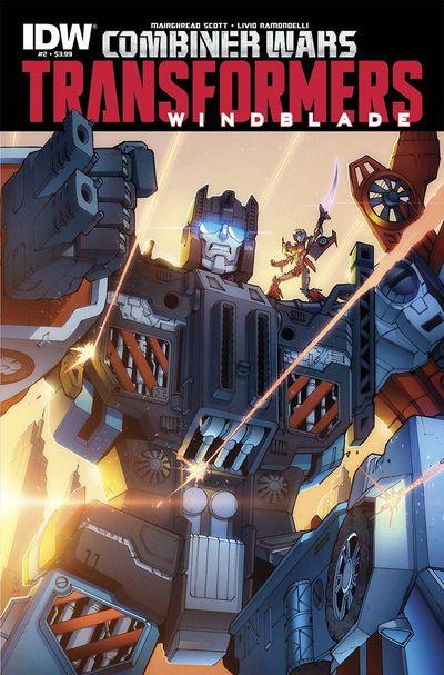 Transformers Windblade Combiner Wars #2