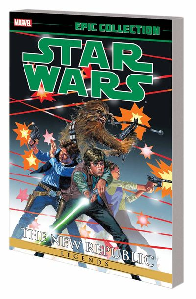 Star Wars Legends Epic Collection TPB Vol 01 New Republic