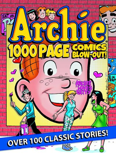Archie 1000 Page Comics Blow Out TPB FEB150970E