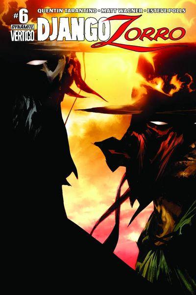 Django Zorro #6 (of 7) (Cover A - Lee)