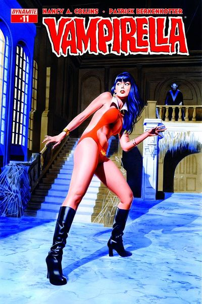 New Vampirella #11 (Cover A - Mayhew)
