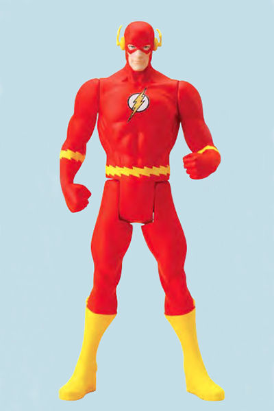 DC Universe Flash Classic Costume Artfx+ Statue MAY152427I