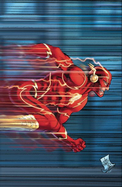 Flash #51 (Romita Variant Cover Edition)