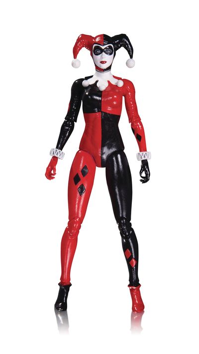 Batman Arkham Knight Harley Quinn Action Figure II FEB160276Y