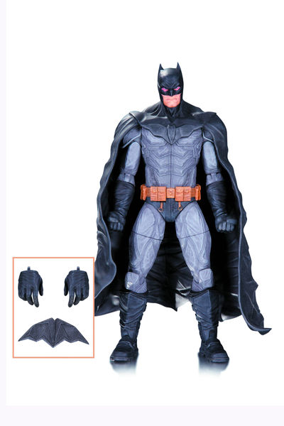 DC Comics Designer Series Lee Bermejo Batman Action Figure FEB160280Y