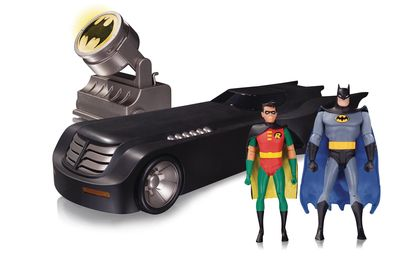 Batman The Animated Series Deluxe Batmobile FEB160290Y