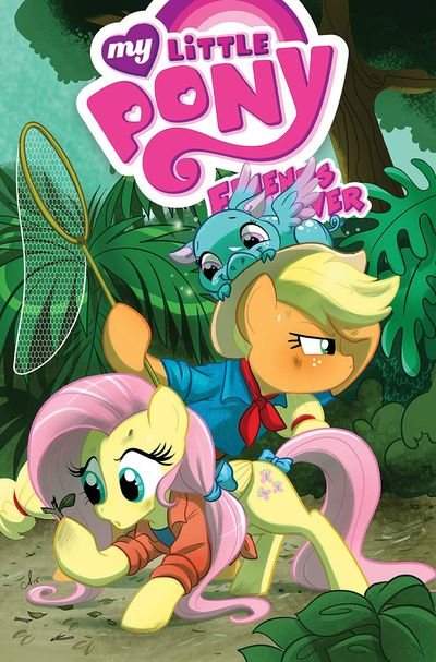 My Little Pony Friends Forever TPB Vol. 06 FEB160338E