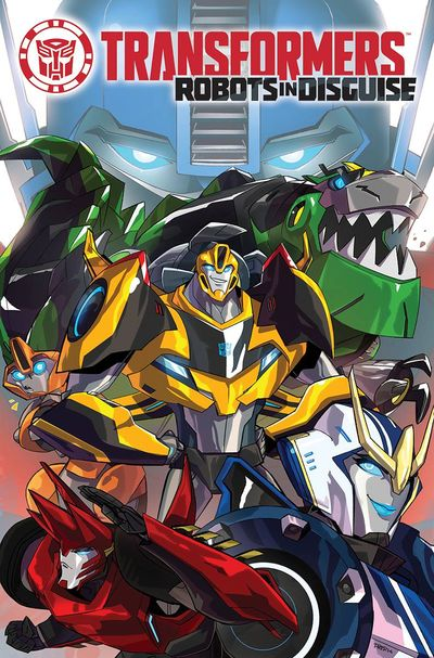 Transformers Robots In Disguise Animated TPB FEB160387E