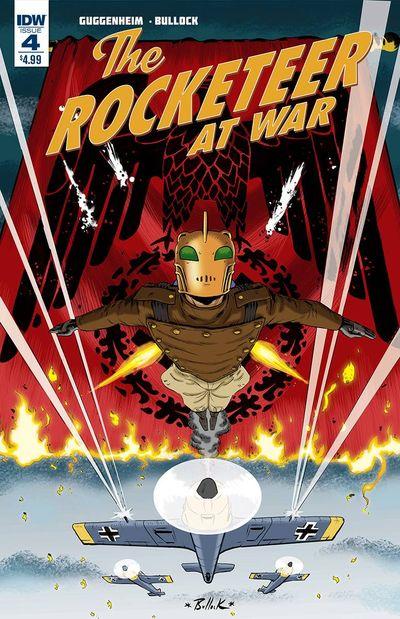 Rocketeer At War #4 (of 4)