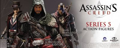 Assassins Creed Series 5 Action Figure Assortment FEB160718Z