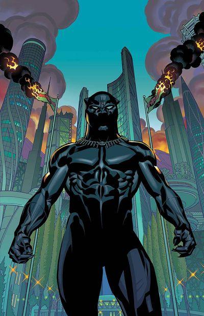 Black Panther comics at TFAW.com