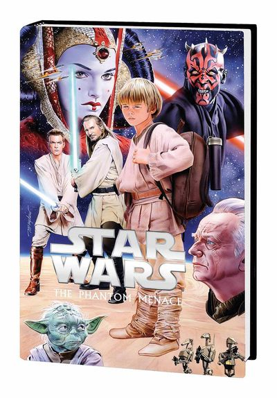 Star Wars Episode I Phantom Menace HC FEB160950D