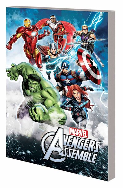 Marvel Universe All New Avengers Assemble Digest TPB Vol. 04 FEB160977D
